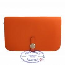 Hermes Dogon Duo Wallet H050896CK3Q 98EN3V