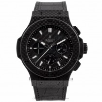 Hublot Big Bang Carbon Fiber Chronograph 301.QX.1724.RX VAV2I6 - Beverly Hills Watch Company Watch Store