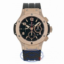 Hublot Big Bang Evolution Chronograph 44MM Rose Gold 301.PX.130.RX T874AP - Beverly Hills Watch Company