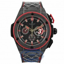 Hublot Big Bang King Power Dwayne Wade Edition 48mm Black Ceramic Black Rubber Strap 703.CI.1123.VR.DWD11 MLVYJM - Beverly Hills Watch Company