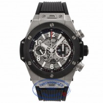 Hublot Big Bang Unico 45MM Titanium Ceramic Skeleton Dial 411.NM.1170.RX 90XUR9 - Beverly Hills Watch Company Watch Store