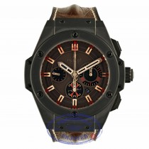 Hublot King Power Arturo Fuente OPUS X Ceramic Watch 703.CI.3113.HR.OPX12 Beverly Hills Watch Company Watch Store