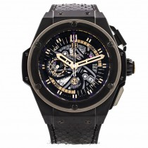 Hublot King Power Black Mamba Chronograph 48MM 748.CI.1119.PR.KOB13 H61TEL - Beverly Hills Watch Company Watch Store