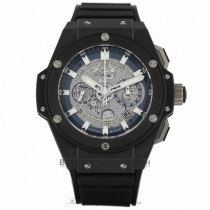 Hublot King Power Unico Chronograph Skeleton Dial 701.CI.0170.RX LYYPNF - Beverly Hills Watch Company