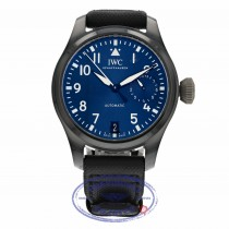 "IWC Blue Dial Automatic ""Boutique Rodeo Edition"" 46mm IW502003 LH13AV- Beverly Hills Watch"