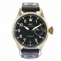 IWC Big Pilots Watch Heritage 46.2mm Bronze IW501005 P94ARR