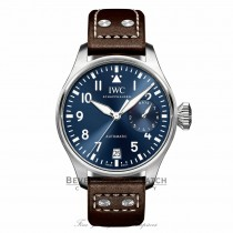 IWC Big Pilot Le Petit Prince Blue IW500916 4UTYP7 - Beverly Hills Watch