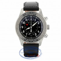 IWC Pilot's Watch Timezoner Chronograph 46mm 75J4KY - Beverly Hills Watch