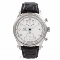 IWC Portuguese Chrono Classic 42MM IW390403 4Q14UF - Beverly Hills Watch Company Watch Store
