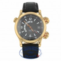 Jaeger Le Coultre Master Compressor Memovox Alarm 41mm 146.2.97 Y19DZD - Beverly Hills Watch
