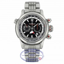 Jaeger LeCoultre Compressor Extreme World Chronograph Stainless Steel Bracelet 1768170 C76Z6F - Beverly Hills Watch Company