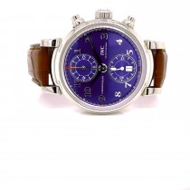 IWC Da Vinci Chronograph Edition Laureus Sport For Good Foundation IW393402 K74529 - Beverly Hills Watch Company