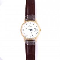 Breguet Classique Automatic White Dial 38mm Yellow Gold 5177BA/29/9V6 LNJJUM - Beverly Hills Watch