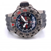 Richard Mille Diver 47mm RM028 AJ TI MMVPZN - Beverly Hills Watch CompanyRichard Mille Diver 47mm RM028 AJ TI MMVPZN - Beverly Hills Watch Company