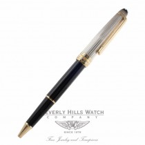 Montblanc Meisterstuck Platinum Plated Pen 38248 19970 - Beverly Hills Watch Store