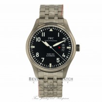 IWC Pilots Mark XVII 41MM Stainless Steel IW326504 BBHUXD - Beverly Hills Watch Company Watch Store