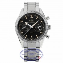 Omega Speedmaster 57 Chronograph Automatic Black Dial Stainless Steel 331.10.42.51.01.002 - Beverly Hills Watch
