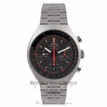 Omega Speedmaster Mark II Co-Axial Chronograph 42 MM Stainless Steel Grey Dial 327.10.43.50.06.001 7UEU0F - Beverly Hills Watch Store