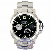 Panerai Luminor Marina Power Reserve 44mm Automatic Watch PAM00171 9T0LVE