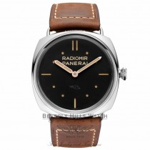 Panerai Radiomir SLC 3 Days Mechanical Black Dial PAM00425 - Beverly Hills Watch