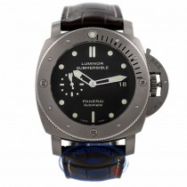Panerai Luminor Submersible 1950 Titanium 47MM PAM00305 2C13KY - Beverly Hills Watch Company Watch Store