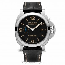 Panerai Luminor Marina 1950 Automatic PAM01312 R147RH - Beverly Hills Watch