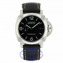 Panerai PAM00312 Luminor Marina Stainless Steel 44mm 1950 PAM00312 J7K16E - Beverly Hills Watch Company