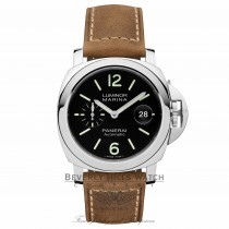 Panerai Luminor Marina 44mm Stainless Steel Black Dial PAM01104 V3QA9W