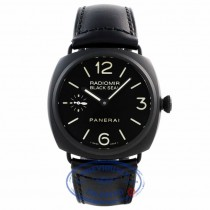 Panerai Radiomir Black Seal 45MM Black Ceramic PAM00292 2FZK0N - Beverly Hills Watch Company Watch Store