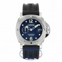 Panerai Luminor Submersible Automatic Acciaio 44mm PAM00731 V64A3D - Beverly Hills Watch