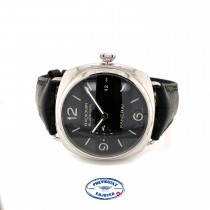 Panerai Radiomir 45mm 3 Day Power Reserve Automatic Black Dial PAM00388 WQ77EL
