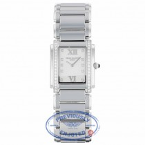 Patek Philippe Twenty-4 Diamond Stainless Steel Watch 4910/010 H5N5KV - Beverly Hills Watch Company