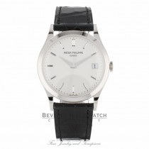 Patek Philippe Calatrava 5296G-010 - Beverly Hills Watch