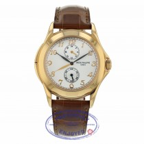 Patek Philippe Travel Time Rose Gold 5134r JJ794D - Beverly Hills Watch Company