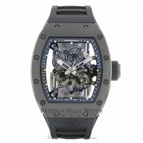 Richard Mille RM 055 Bubba Watson All Grey Boutique Edition RM055 Ti-Tic Gray T8MWEF - Beverly Hills Watch