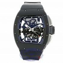 Richard Mille RM061-01 Yohan Blake Manual Wind Skeleton RM61-01 CA-TZP 0J8J2X - Beverly Hills Watch