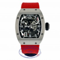 Richard Mille White Gold RM010 AI WG 7LX0VA  - Beverly Hills Watch Company