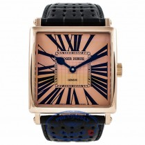 Roger Dubuis Golden Square Rose Gold G43575G22.7A TVYENV - Beverly Hills Watch Company Watch Store