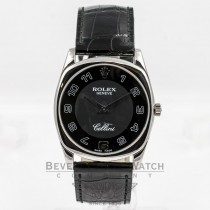 Rolex Cellini White Gold Danaos Watch 4233/9 Beverly Hills Watch Company