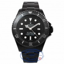 Rolex DeepSea Automatic 44mm DLC Black Dial 116660 8PCZJ0  - Beverly Hills Watch Company