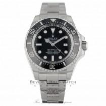 Rolex DeepSea Sea-Dweller 44mm Stainless Steel Watch 116660 JWCPWH - Beverly Hills Watch Company