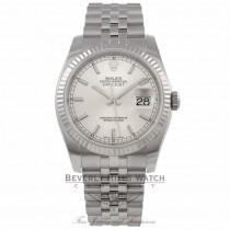 Rolex DateJust Stainless Steel Jubilee Bracelet 116234 KYEN1R - Beverly Hills Watch Company Watch Store