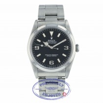 Rolex Explorer 36mm Stainless Steel 14270 66X0P0
