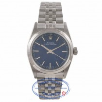 Rolex Midsize Stainless Steel Oyster Perpetual on Jubilee Bracelet 77080 0P84X7 - Beverly Hills Watch Company Watch Store