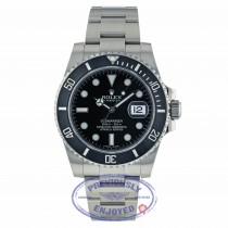 Rolex Oyster Perpetual Submariner 40mm Black Dial Black Cerachrom Bezel Steel 116610LN VZMMP1 - Beverly Hills Watch