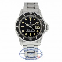 Rolex Submariner Date 40mm Stainless Steel Black Dial 1680 WNJ7LJ - Beverly Hills Watch
