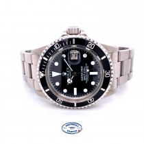 Rolex Submariner Date 40mm Stainless Steel Black Dial 1680 UA9H1A - Beverly Hills Watch Company