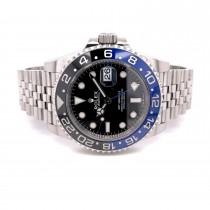 Rolex GMT Master II Batman Jubilee Bracelet 126710BLNR V693V1 - Beverly Hills Watch Company