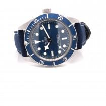 Tudor Black Bay Fifty Eight 39mm Blue Dial 79030B YZH3VM - Beverly Hills Watch