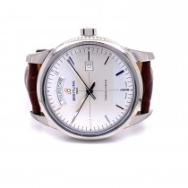Breitling Transocean Day & Date 43mm Stainless Steel Auto A4531012/G751-739P ZHZAZM